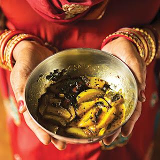 Aamba Khatta (Sweet and Sour Mango Pickle)