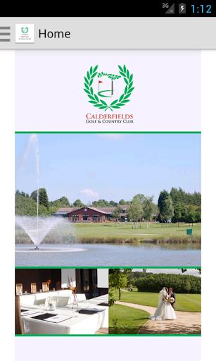 Calderfields Golf Club