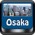 Osaka Offline Map Travel Guide icon