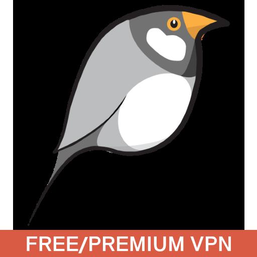 Free & Premium VPN - FinchVPN LOGO-APP點子