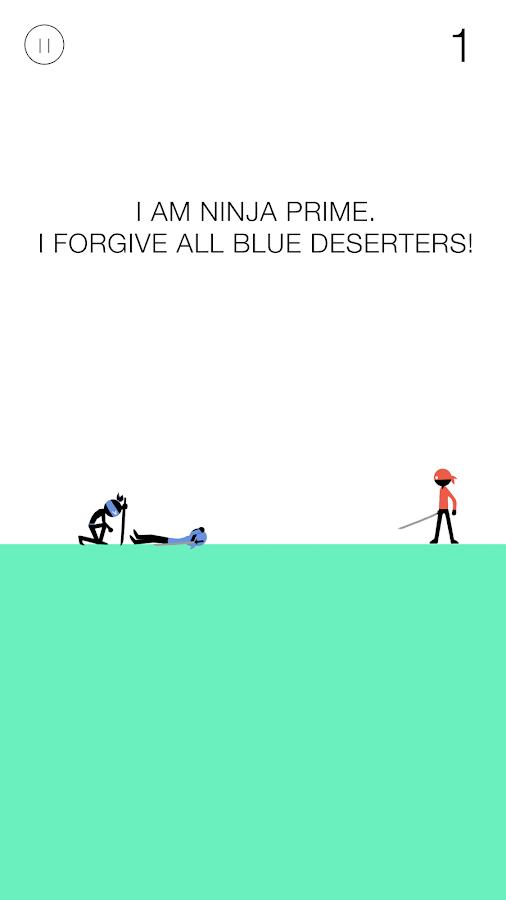 Screenshots of Amazing Ninja for iPhone
