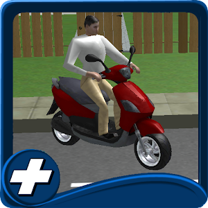 Free Bike Driving School 3D for PC and MAC