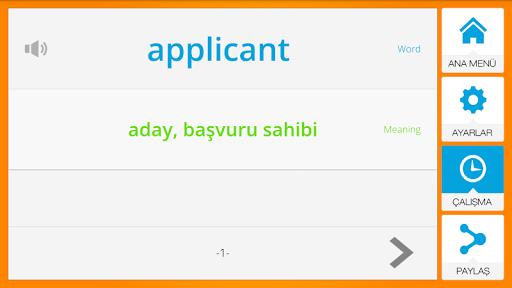 玩教育App|TEOG İngilizce Kelime Paketi 2免費|APP試玩