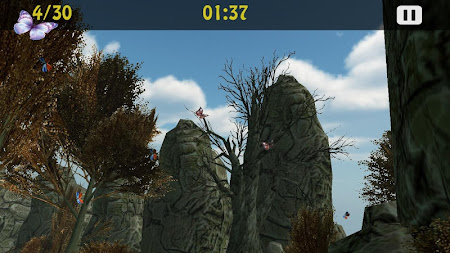 Butterflies Catch Craze 3D 1.0 screenshot 6207