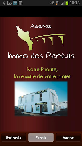 AGENCE IMMOBILIERE DES PERTUIS|玩生活App免費|玩APPs