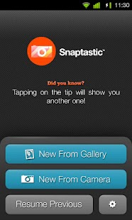 Snaptastic (Photo Editor) - screenshot thumbnail