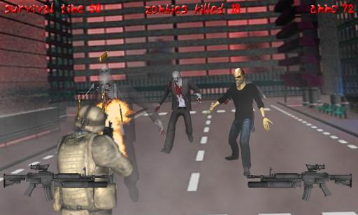 Bullets vs Zombies FREE