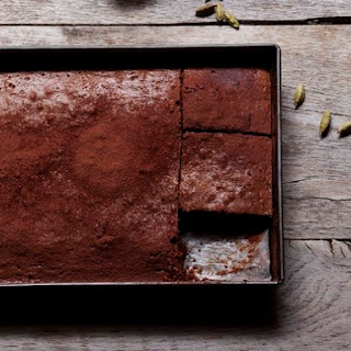 Turkish Coffee Brownies