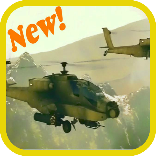 Helicopter Battle Game LOGO-APP點子