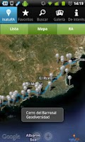Screenshot of inatuRA Cabo de Gata