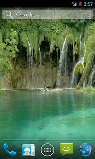 Waterfalls HD. Video Wallpaper
