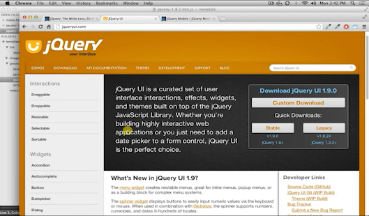 jquery help The jquery syntax is tailor-made for selecting html elements and performing some action on the element(s) jquery uses css syntax to select elements you will learn more about the selector syntax in the next chapter of this tutorial this is to prevent any jquery code from running before the.