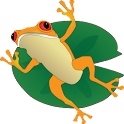 Running Frog logo