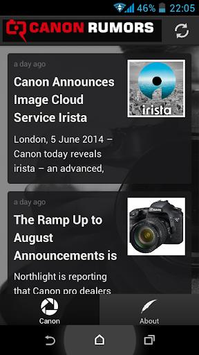 免費下載攝影APP|Canon Rumors app開箱文|APP開箱王