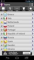 Screenshot of EuroCup 12