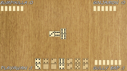 Jamaican Style Dominoes v2.1