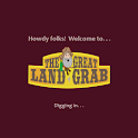 The Great Land Grab logo