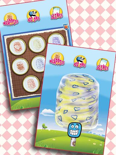 無料綿菓子メーカーのゲーム