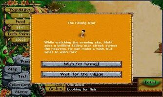 Screenshot of Virtual Villagers 2