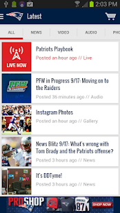 New England Patriots - screenshot thumbnail