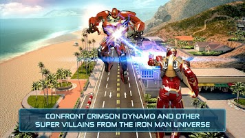 Screenshot of Iron Man 3 - The Official Game