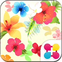 Tropical Summer Wallpaper icon