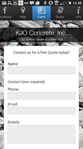 免費下載商業APP|KJO Concrete, Inc. app開箱文|APP開箱王