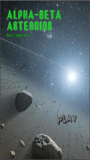 Alpha-beta Asteroids