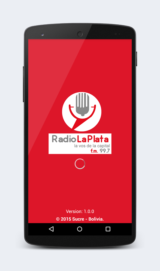 Radio La Plata- screenshot