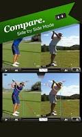 Screenshot of iSwing™ - Golf Swing Analyzer