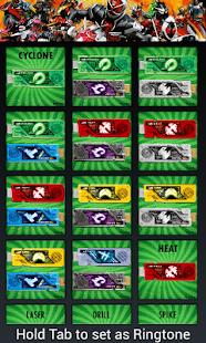 Kamen Rider Memory Soundboard