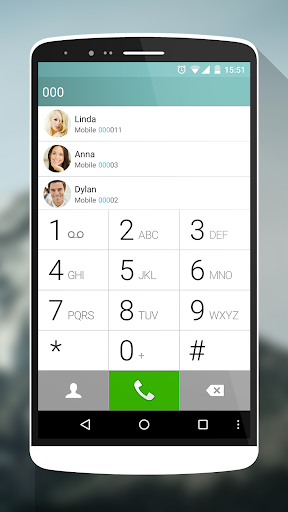 ExDialer G3 Theme