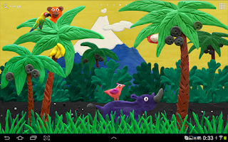 Screenshot of KM Jungle Live wallpaper