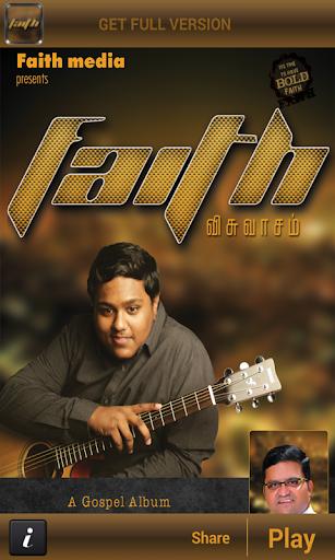 Faith-Album Preview