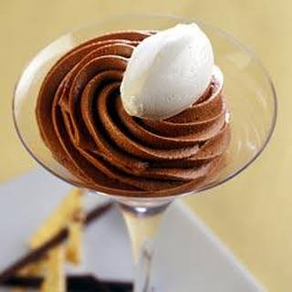 Ghirardelli Chocolate Mousse.