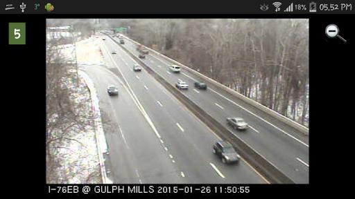 Cameras Pennsylvania - Traffic  screenshots 5