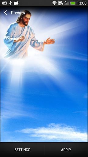 God Live Wallpaper 6.1 screenshots 1