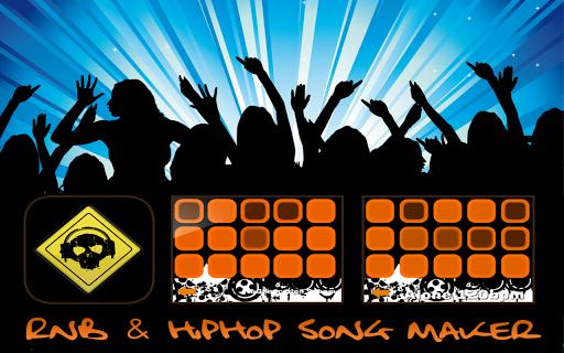 Hip Hop Song Maker Drum Pad