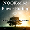 NOOK color power button (LITE) icon