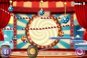 Screenshot of Clowning Around - Puzzle Game