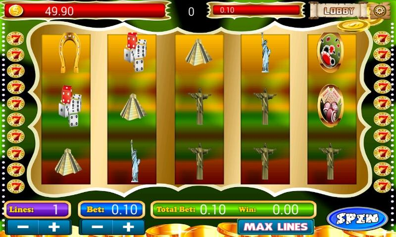 Free Poker Machine Apps