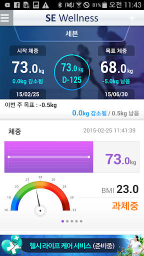 【免費健康App】SE웰니스-APP點子