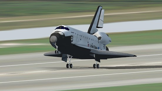 F-Sim Space Shuttle - screenshot thumbnail