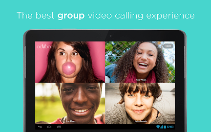 ooVoo Video Call, Text & Voice Screenshot 1