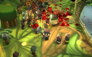 Screenshot of Minigore 2: Zombies