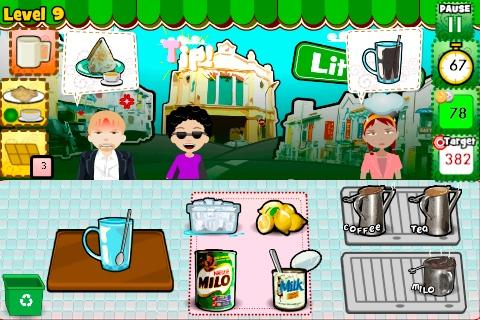 Kopi Tiam - Cooking Asia!- screenshot