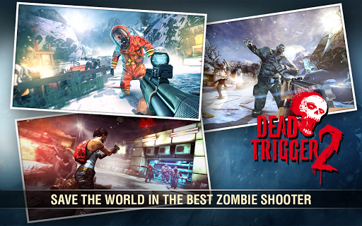 DEAD TRIGGER 2 - Zombie Survival Shooter  gameplay | by HackJr.Pw 17