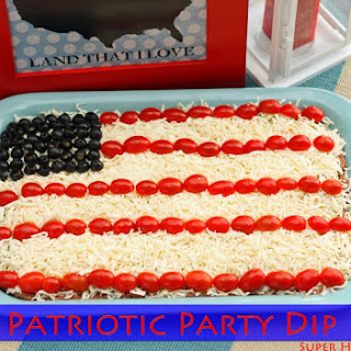Patriotic Party Dip.
