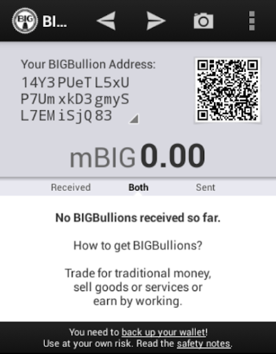 BIGBullion Wallet