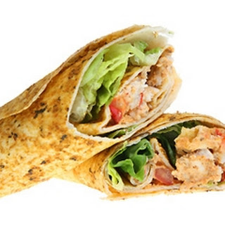 Chicken Tikka Wrap Recipe